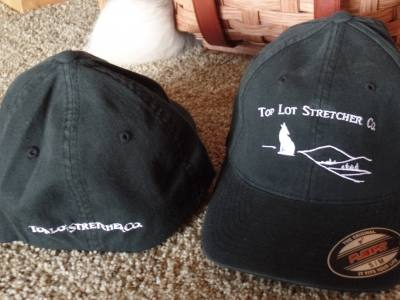 Top Lot Stretcher Co. - Flexfit Low-profile Garment washed Hat