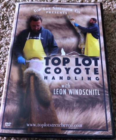 Top Lot Coyote Handling with Leon Windschitl