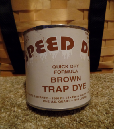 Speed Dip - Brown